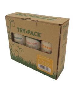 BioBizz Try pack Indoor 250ml